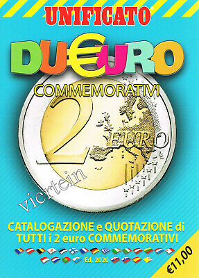 Unificato Catalogo 2 Euro Commemorativi 2019