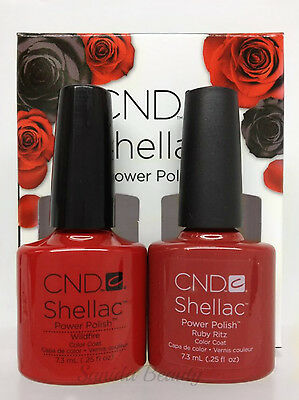 CND Gel Polish .25oz- Pick any Color From PERFECT PAIR (No Outer Box)- Shellac