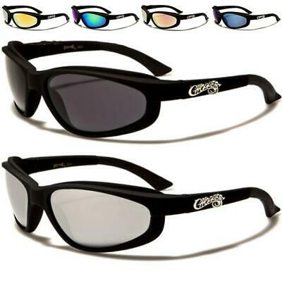 Choppers Large Wrap Sunglasses Big Uv400 Biker Motor Cycle Bike Mens Ladies