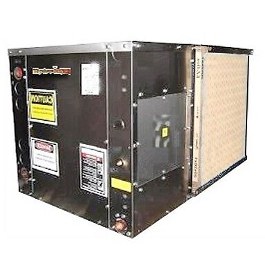 Geothermal Heat Pump Water Source, 2.5 Ton Horizontal, 26.0 EER. Made in the USA