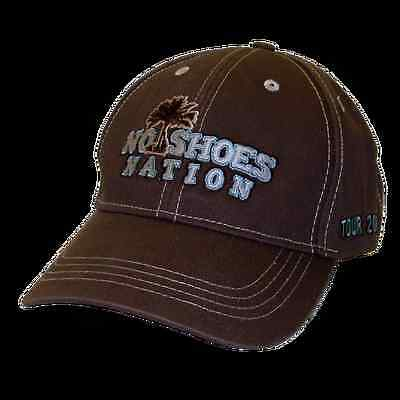 Kenny Chesney 2013 No Shoes Nation Concert Country Music Ballcap Stocking Stuffe
