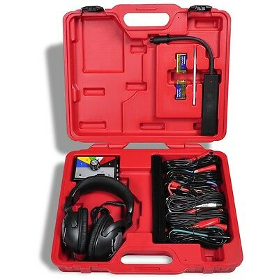 New Auto Car Electronic Stethoscope Kit Mechanic Noise Detection Diagnosis Tool