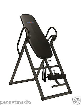 Ironman 5502 LX300 Inversion Therapy Table Back Stress Backrest Safety Handles
