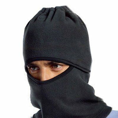 Winter Full Face Neck Mask Cover Hat Cap Motorcycle Thermal Fleece Balaclava NEW