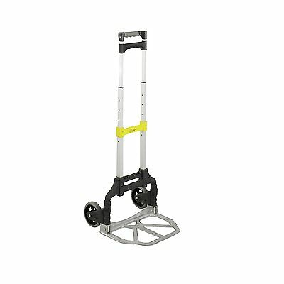 Safco 4049NC Stow and Go Dolly  Cart