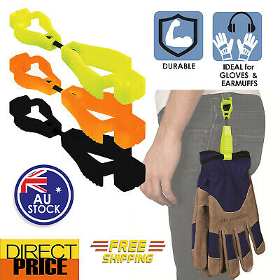 Work Glove Clip Glove Keep holder Safety clips Glove guard