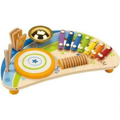 NEW Hape Mighty Mini Band - Kids Musical Instrument Toy