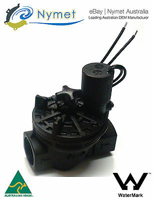 "Irrigation Solenoid Valve 1""BSP in - 1""BSP out 24VAC 100LPM"