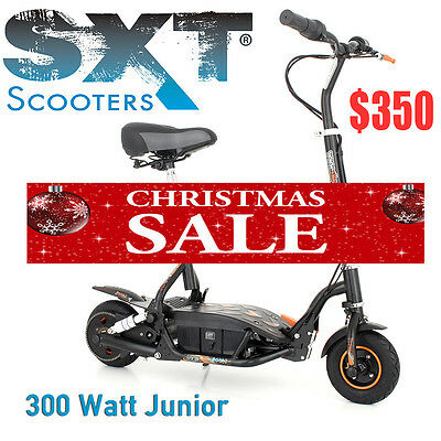 SXT100 SXT SCOOTERS 24V 100W Electric Scooter Kids German Brand Top Quality