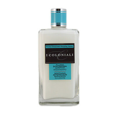 J & E Aktinsons I Coloniali Homme Aftershave Rabarbaro 100ml