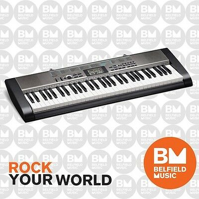 Casio CTK1300 Digital/ Electronic Keyboard CTK-1300 61 Key - BNIB - BM