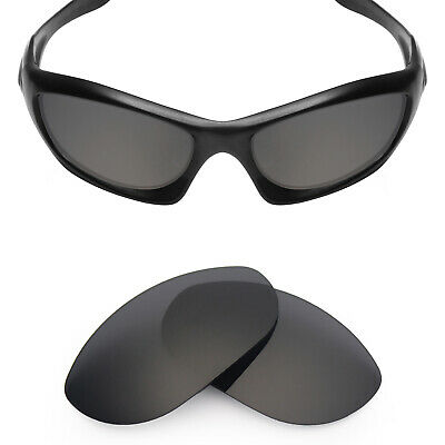 125f91d2bc785 MRY POLARIZED Replacement Lenses for-Oakley Monster Dog Sunglasses Stealth  Black