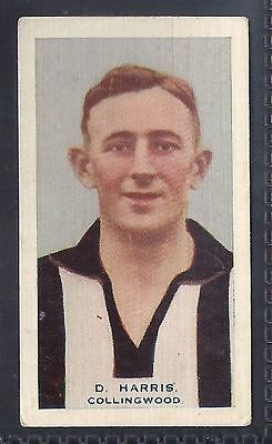 Hoadleys-Victorian Football Ers (Heads 1-50)-Aussie Rules-#012- Collingwood
