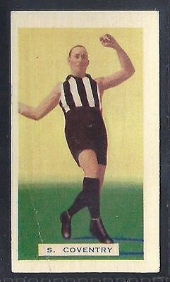 Hoadleys-Victorian Football Ers (Action)-Aussie Rules-#018- Collingwood