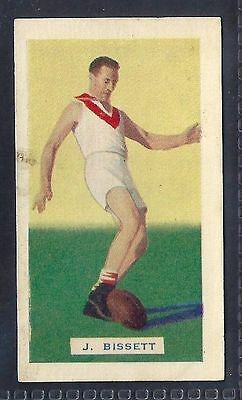 Hoadleys-Victorian Football Ers (Action)-Aussie Rules-#002- South Melbourne