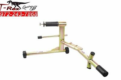 T-Rex Racing KTM Superduke 1290 One Arm Single Sided Motorcycle Stand Gold