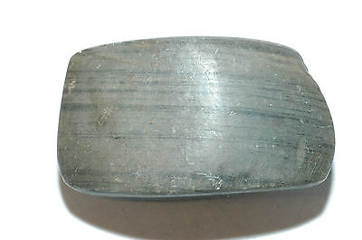 Ohio Valley bannded Slate Bannerstone Atatl weight Artifact NAA-153