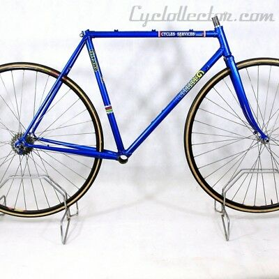 Blue Frame and Fork Super Vitus Gitane Size 53