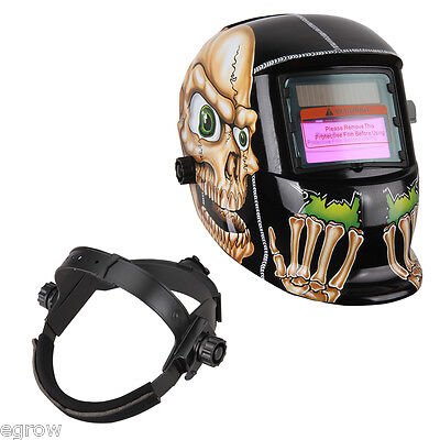 Casque de Soudage-Ghostcrawler Flaming Masque de Soudure Automatique ARC Meulage