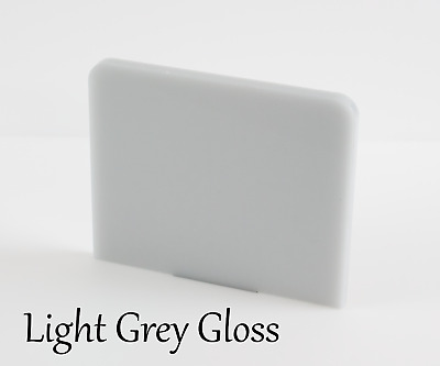 Grey Acrylic Plastic Sheets Perspex Grey 9981