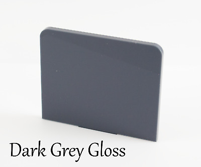 Grey Acrylic Plastic Sheets Perspex Grey 9640