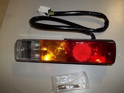New Forklift Tail Light (37B-1EB-3010)