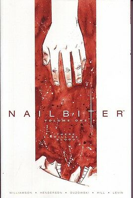 Nailbiter volume 1 There Will Be Blood trade paperback Image Comics Williamson