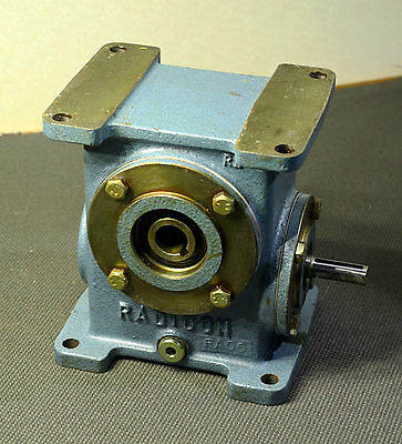 RADICON  Series A   Worm gearbox  A280 40:1  David Brown