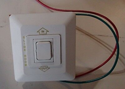 NEW CAMPER SIGMA SLIDE OUT ROOM SWITCH MOMENTARY IN OUT