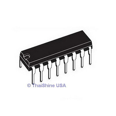 1 x L293 L293D Push-Pull 4-Channel Driver IC - USA Seller - Free Shipping