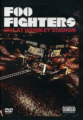 Foo Fighters - Live At Wembley Stadium DVD RCA