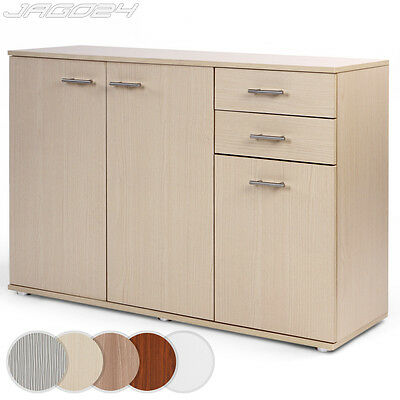 Chest of Drawers Sideboard Storage Cabinet Home Furniture Choice of Colours