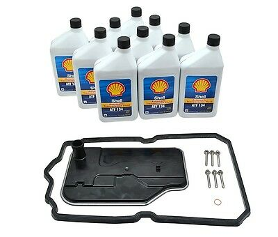 Automatic Transmission Service Kit w/ 236.14 Fluid (Mercedes 7-Speed 722.9 Early