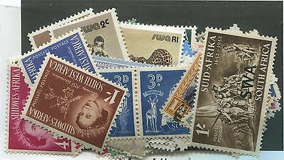 South West Africa Collection Remainder Scott Value $30.00+