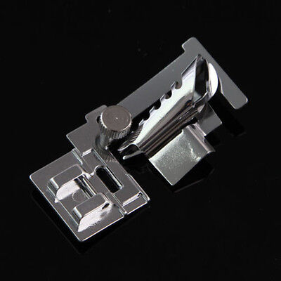 New 1Pc Bias Tape Binding Binder Foot For Snap On Domestic Sewing Machine Singer