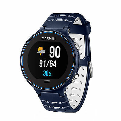 Garmin Forerunner 630 Touchscreen GPS Running Watch Midnight Blue