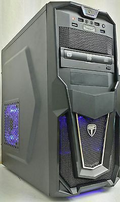 ULTRA FAST GAMING COMPUTER PC INTEl CORE i3 @ 3.10GHz 500GB HDD 4GB RAM WIN 10