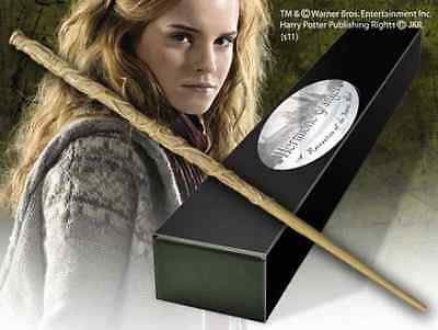 NEW The Wand of Hermione Granger : Harry Potter Noble Collection