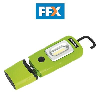 Sealey LED3601G Rechargeable 360 Inspection Lamp LED Green