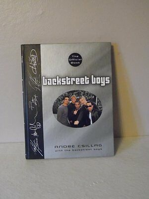 The Official Backstreet Boys Book Anore Csillag Picture Book