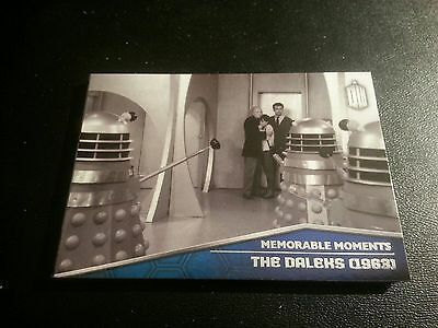 Memorable Moments Set 2015 Topps Doctor Who (10)