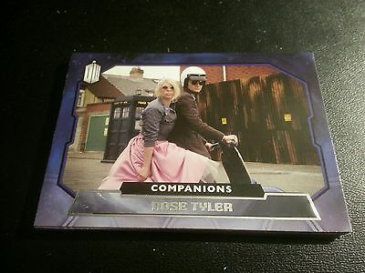 Companions Set 2015 Topps Doctor Who (10)