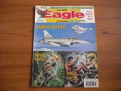 THE NEW EAGLE - JUNE 2nd 1990