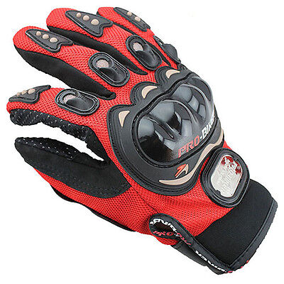 New Motocross Racing Pro-Biker Motorcycle Bike Cycling Full Finger Gloves M/L/X