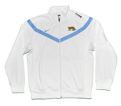 PUMAS ARGENTINA 2014 JACKET NIKE L RUGBY white