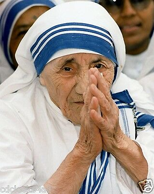 Mother Teresa - Catholic Church 8 x 10 GLOSSY Photo Picture IMAGE #4