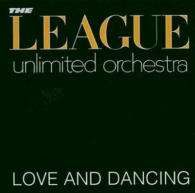 League Unlimited Orchestra/The Human League - Love And Dancing New Cd
