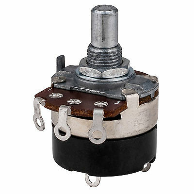 R24 1M Ohm Audio Taper Rotary Potentiometer with switch for
