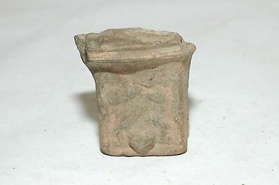 Pre-Columbian Mayan Vessel Fragment Central Mexico CAA-240