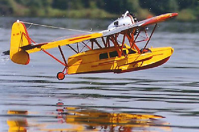 SIKORSKY S-39 scratch build r/c Seaplane Plans 76 in. wingspan SEAPLANE